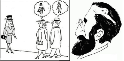 Мужчины и женщины видят по разному